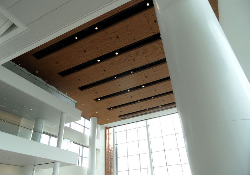 Foundation Wood Ceiling