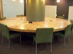 Microsoft Building 42 Hub Table