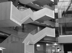 Microsoft Building 92 Maple Stair System