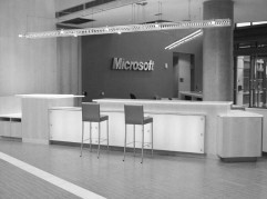 Microsoft Reception Area (12)